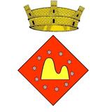 Escut Ajuntament de Sant Esteve de la Sarga.