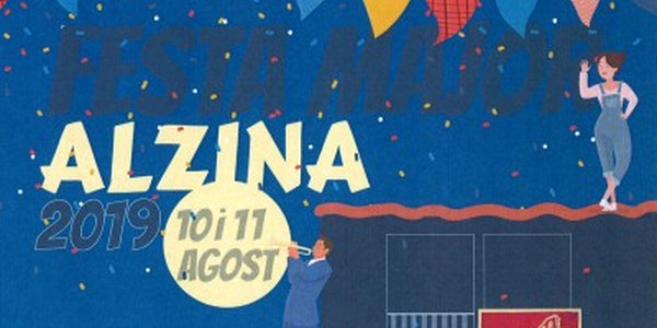Festa Major d'Alzina!!