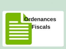 ordenances fiscals exercici 2020