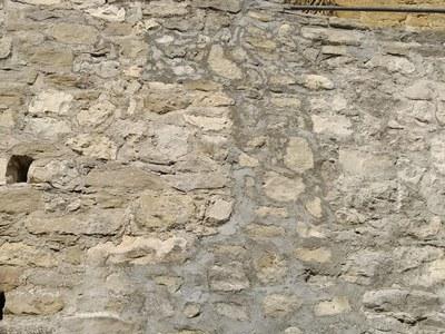 Obres de Rehabilitació del Mur del Cementiri d'Alzina