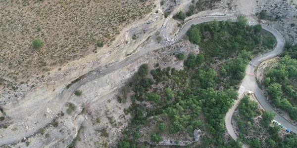 Obert l'accés al Congost de Mont-rebei