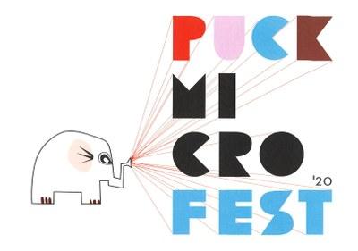 Puck Microfest'20 - cinema i jocs, dissabte 15 d'agost