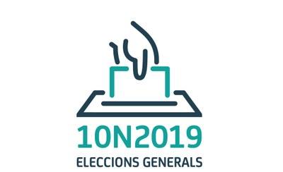 Resultats Eleccions Generals 10 de novembre