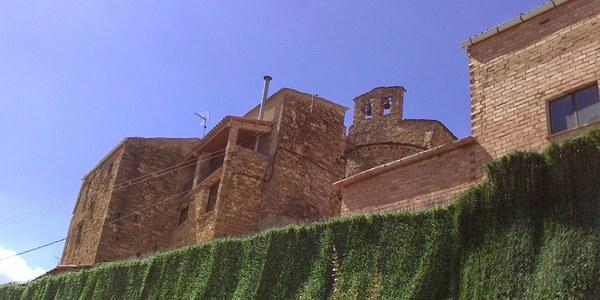 Visita a les pintures romàniques de l'Església de Sant Miquel de Moror